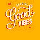 Sending Good Vibes by alnmakes
