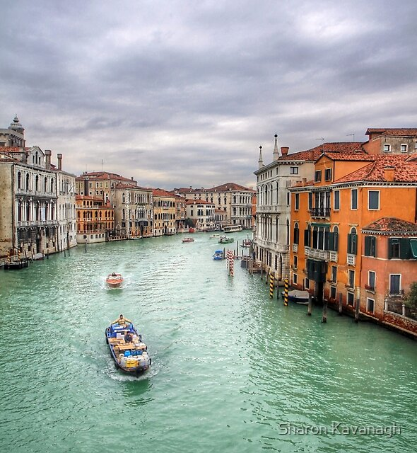 Non Peak Hour in Venice_HDR by Sharon Kavanagh