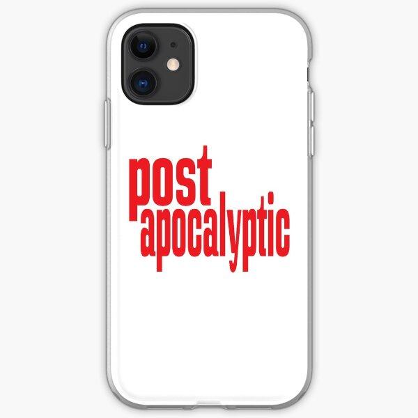 Post Apocalyptic iPhone Soft Case