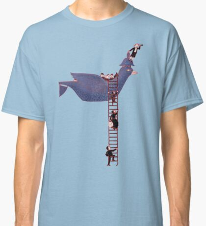 Bird Rescue Boat Classic T-Shirt