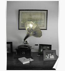 Grammaphone Poster