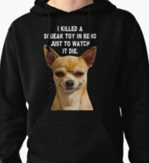 Psycho Dog Pullover Hoodie