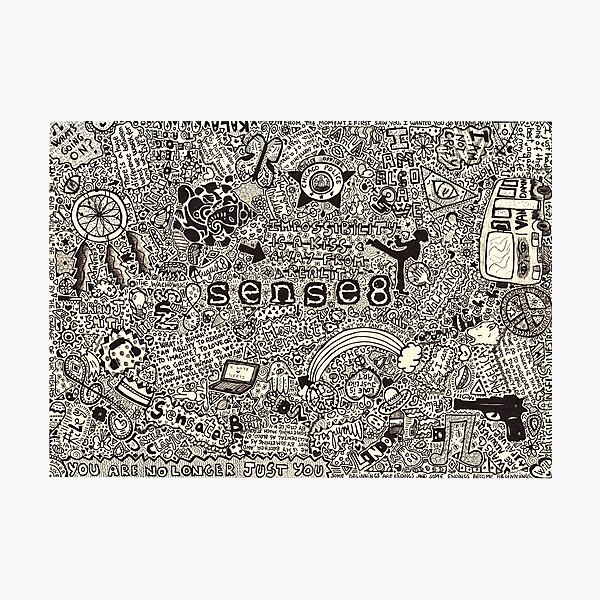 Sense8 :) Photographic Print