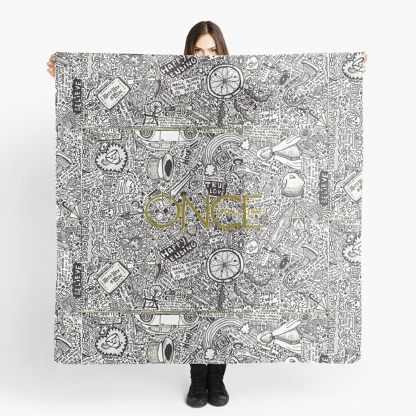 Once Upon a Time Scarf