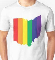 #LoveWinsOhio Unisex T-Shirt