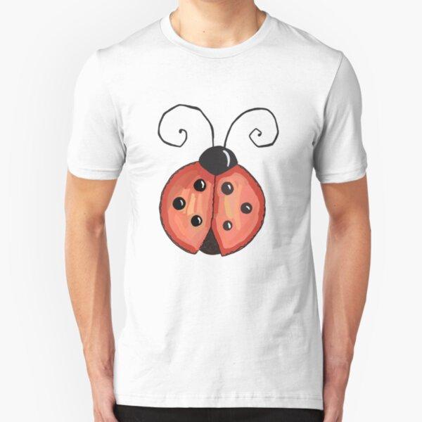 Ladybug  Slim Fit T-Shirt