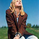 Soaking in the Sun by Jane Brack
