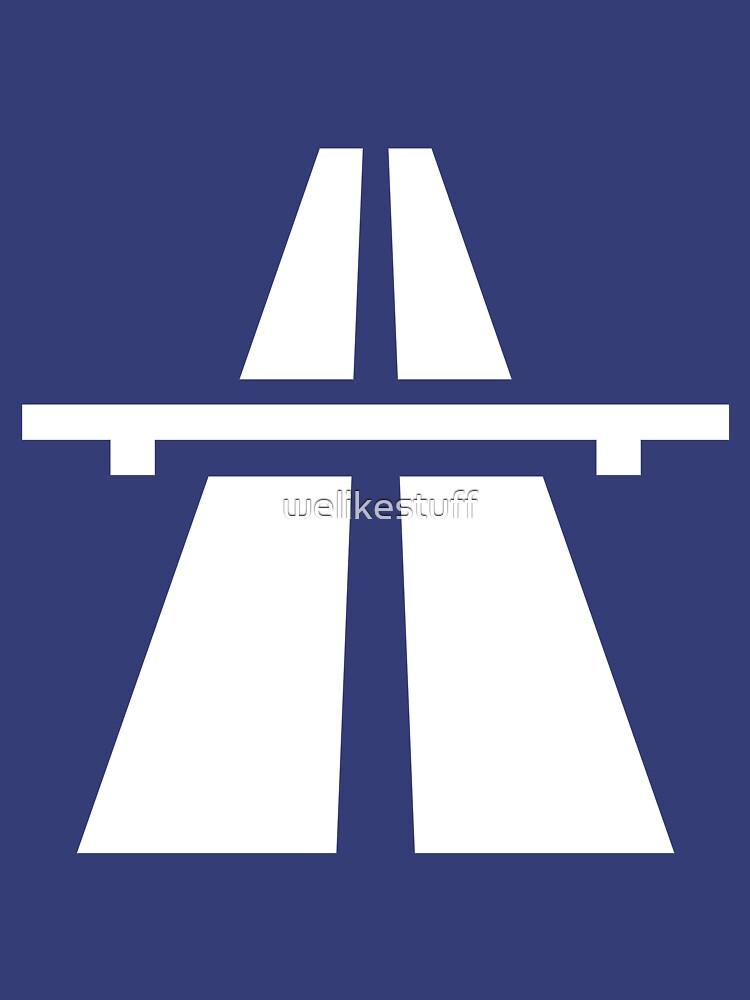 Autobahn | Unisex T-Shirt