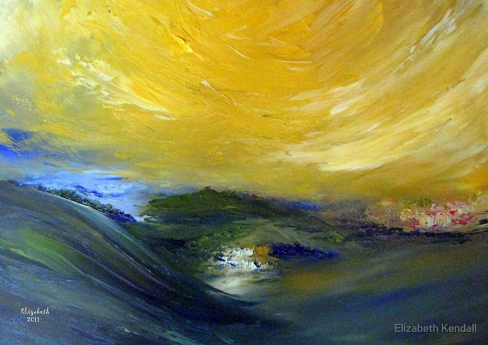 After the storm by Elizabeth Kendall