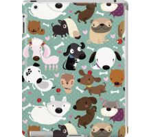 Dog pattern iPad Case/Skin