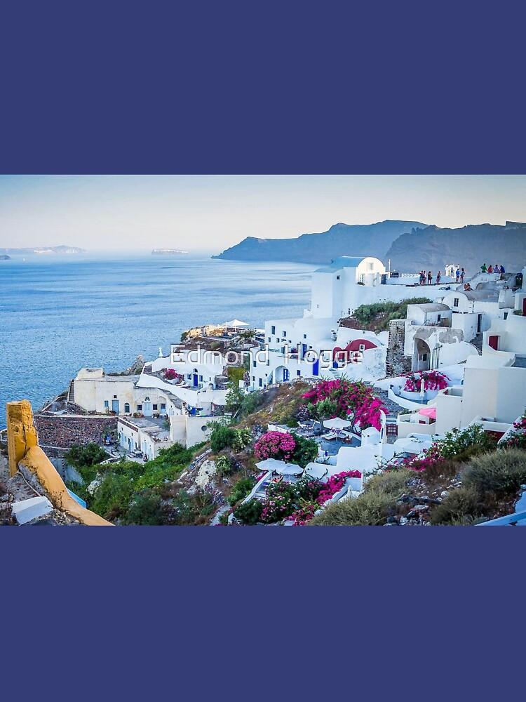 Oia Santorin Griechenland von EdmondHoggeJr