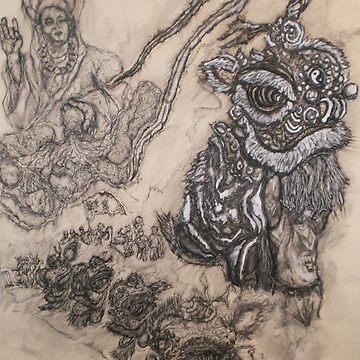 Tribute to Zhou Jia Quan by JosephTien