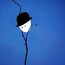 Sleeping moonman by Bluesrose