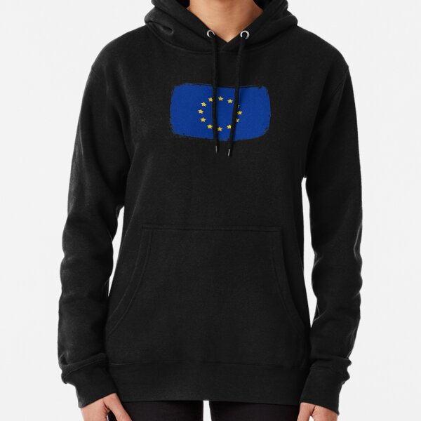 REDUCED Union Jack Ladies lightweight hoodie