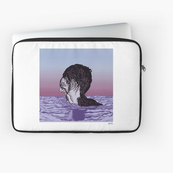 Water Nymph (Square) Laptop Sleeve