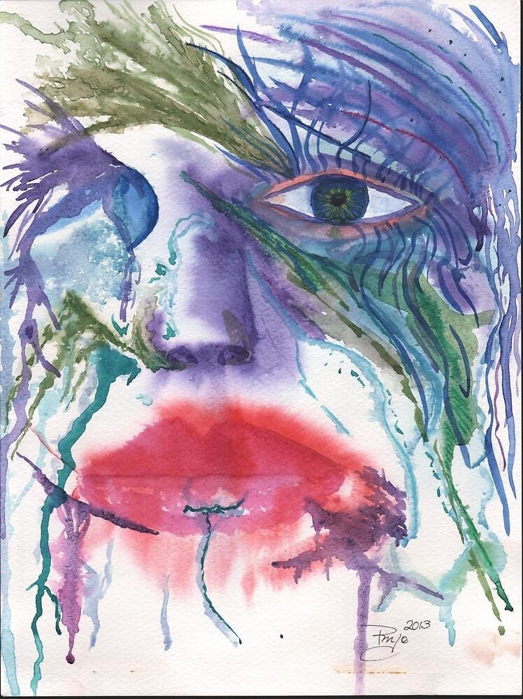Inner Beauty by P Mary Manrod