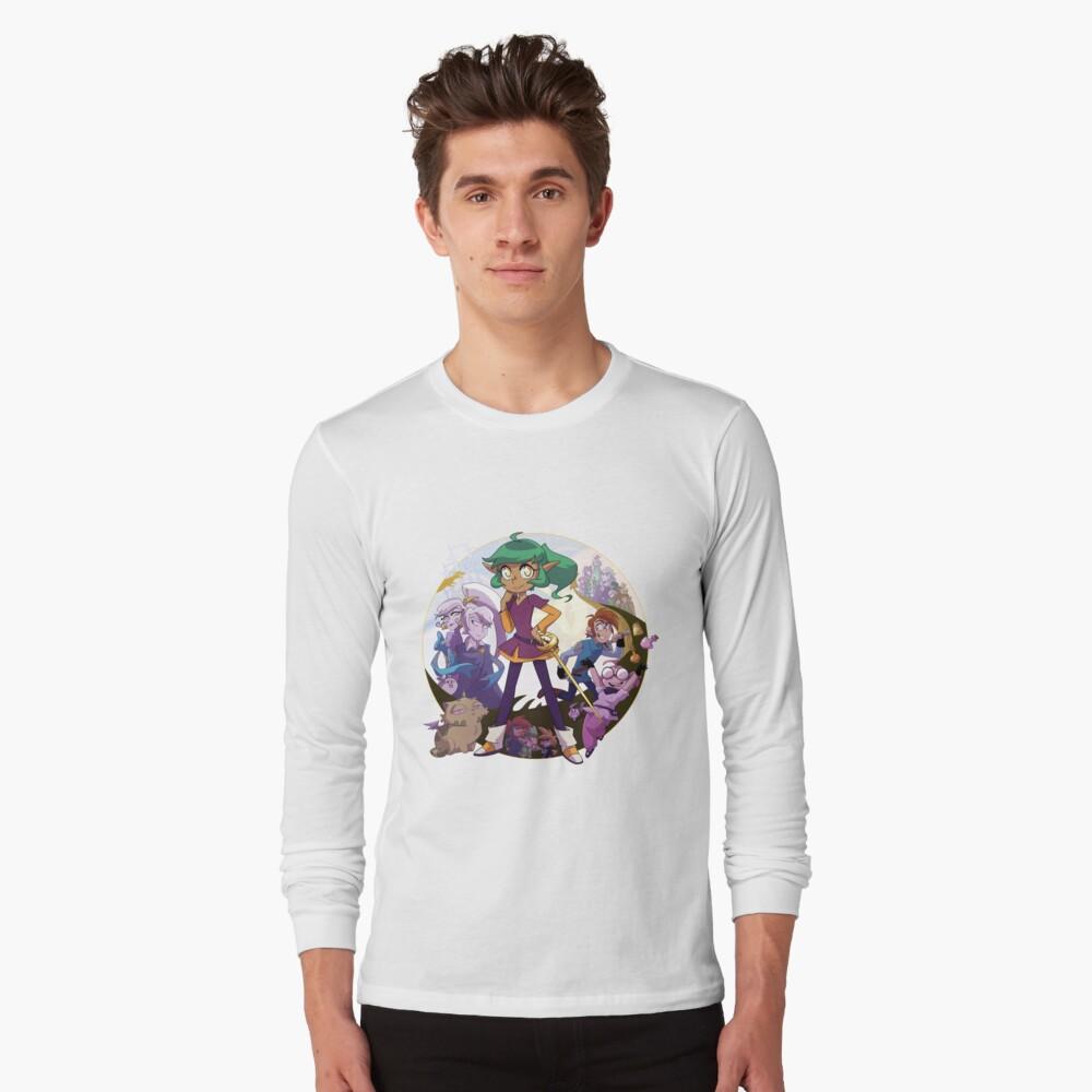 Harpy Gee Chapter 2 Camiseta de manga larga