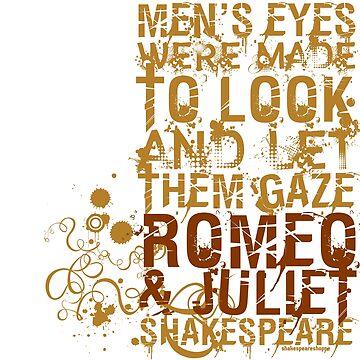 Romeo & Juliet Men Quote (Colour) by incognitagal
