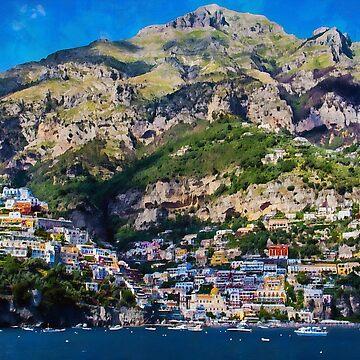 Amalfi, Italy  by ErianAndre