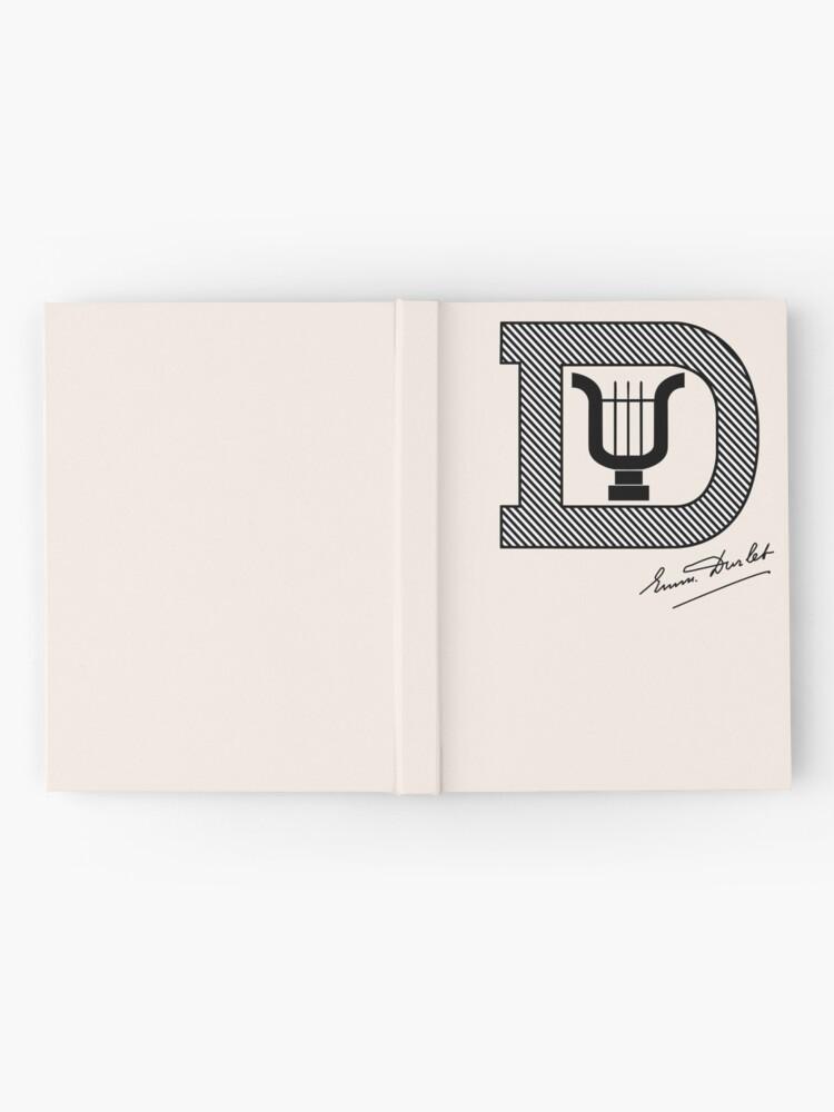 Alternate view of Emmanuel Durlet Hardcover Journal