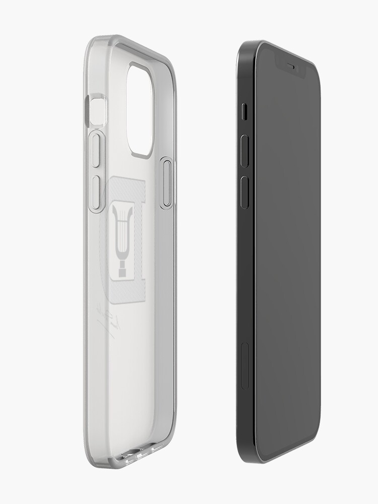 Alternate view of Emmanuel Durlet iPhone Case & Cover