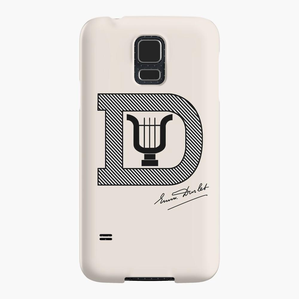 Emmanuel Durlet Case & Skin for Samsung Galaxy
