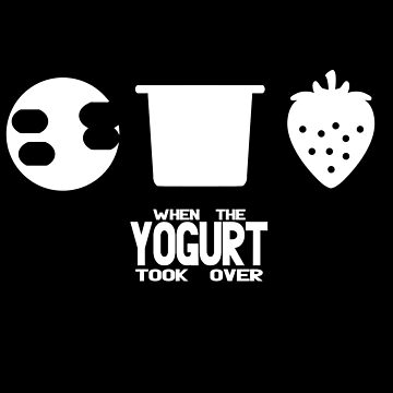 When Yogurt took Over - Love, Death & Robots Series- (With sign) by moonfist