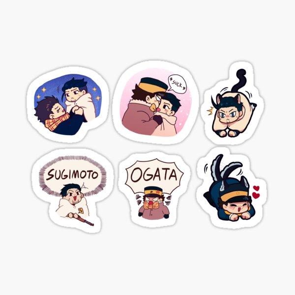Sugio Sticker