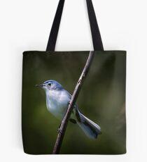 Blue Gray Gnatcatcher 2 Tote Bag