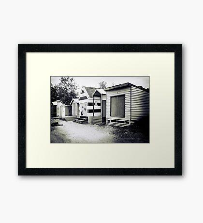 White Cliffs,Victoria,Australia Framed Print