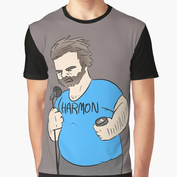 Harmon Graphic T-Shirt