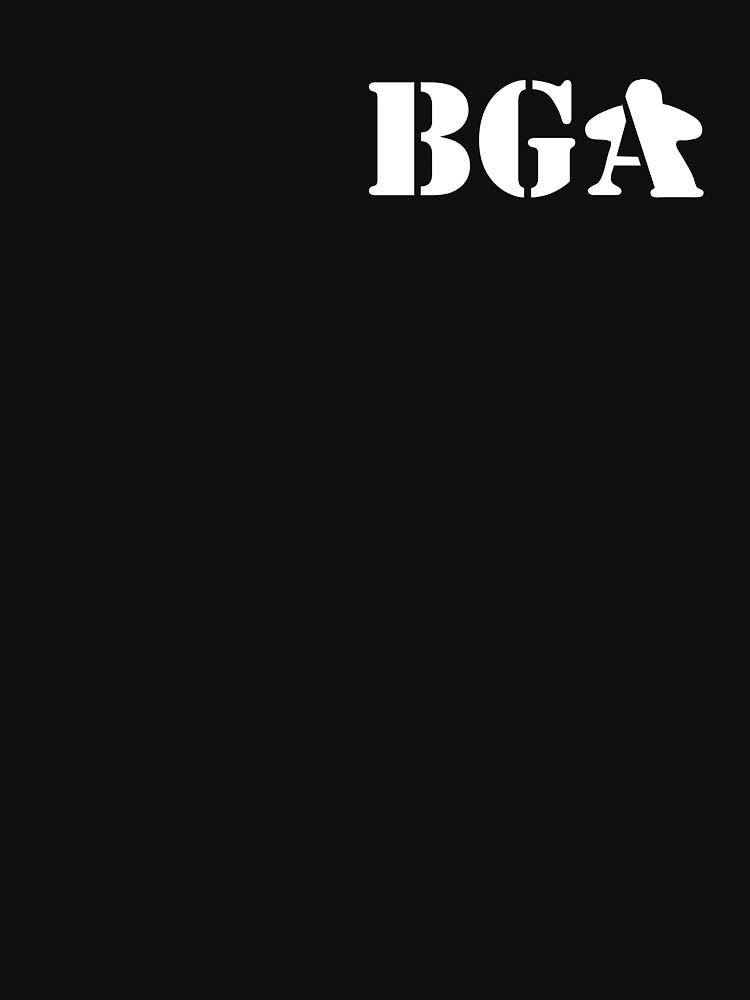 BGA Logo - White by chatfielda