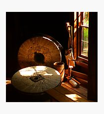 Bale Grist Mill Photographic Print
