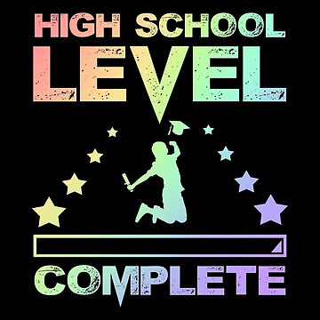 Gamer Fun High School Level Complete Graduation by KanigMarketplac