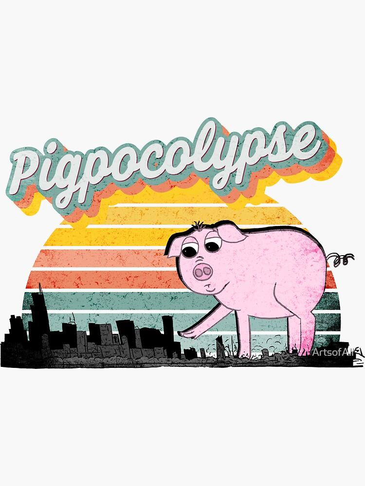 Pigpocolypse Too by ArtsofAll
