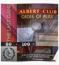 ALBERT MASHUP #3 Poster
