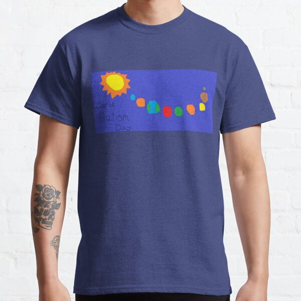 World Autism Day Classic T-Shirt