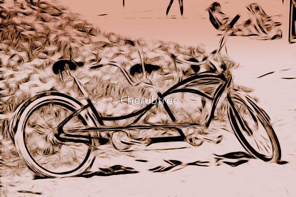Classic Bike Ride: by Cherubtree