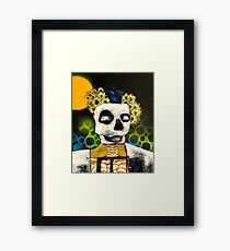 Hello, Madame Death Framed Print