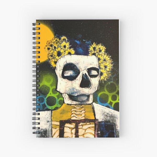 Hello, Madame Death Spiral Notebook