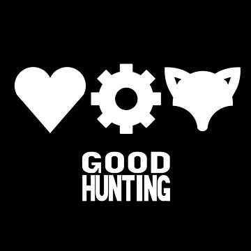 Good Hunting - Love, Death & Robots Series- (With sign) by moonfist