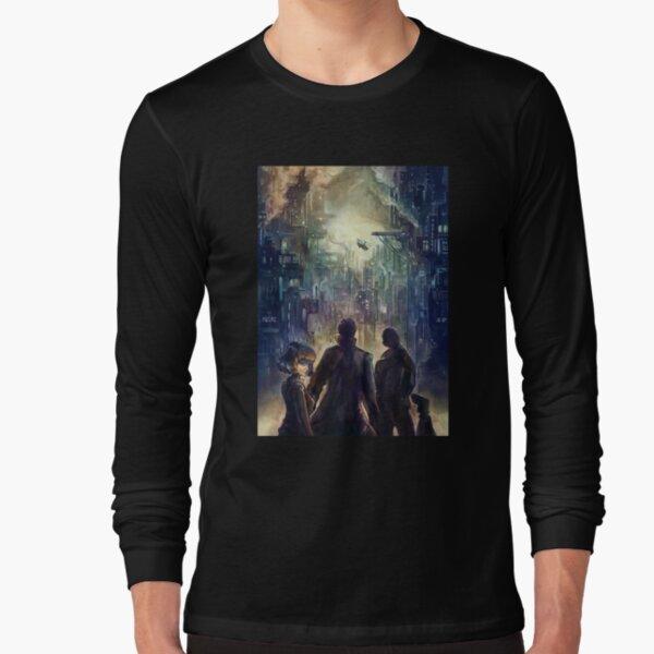 Dark district Long Sleeve T-Shirt