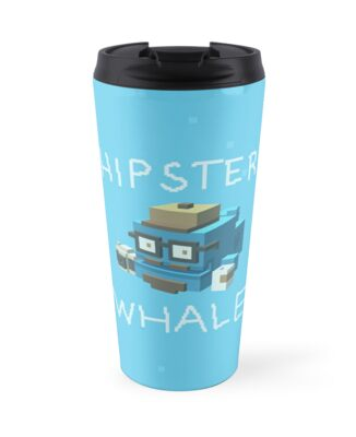 hipster whale by Ilovebronys
