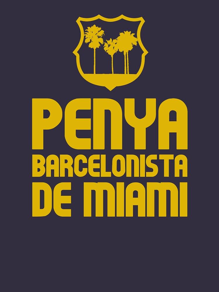 Penya Barcelonista de Miami by soccerjoe
