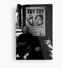 Toy Toy Metal Print