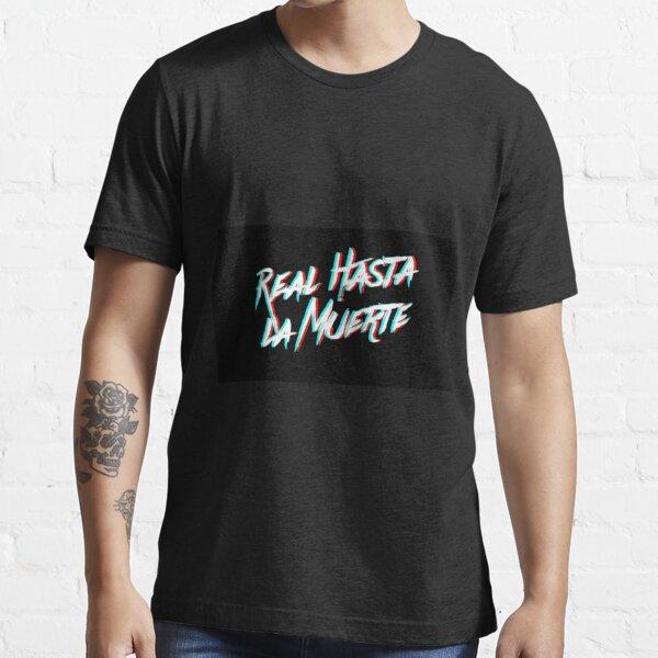 Phrase Anuel T-shirt essentiel