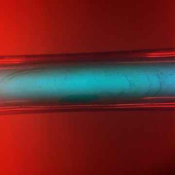Neon Blue Tube 23 by ATJones