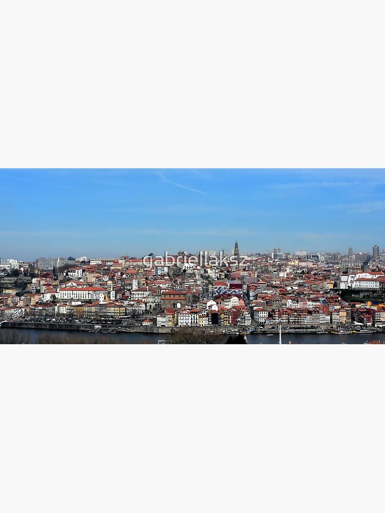 Porto's views by gabriellaksz