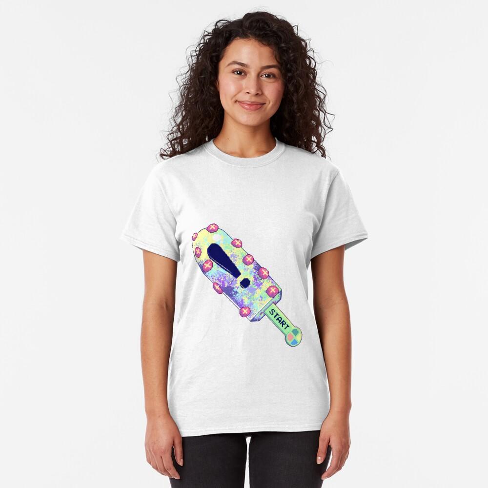 Pastel Vaporwave Popsicle Classic T-Shirt