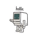 Classicbot Classic Cute Robot Graphic by Classicbot